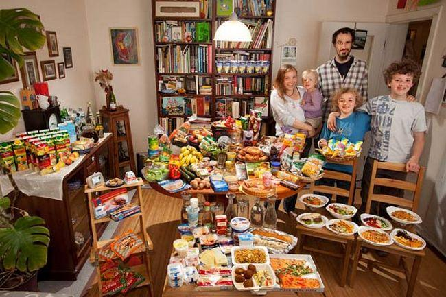 Famílias e comida (1)