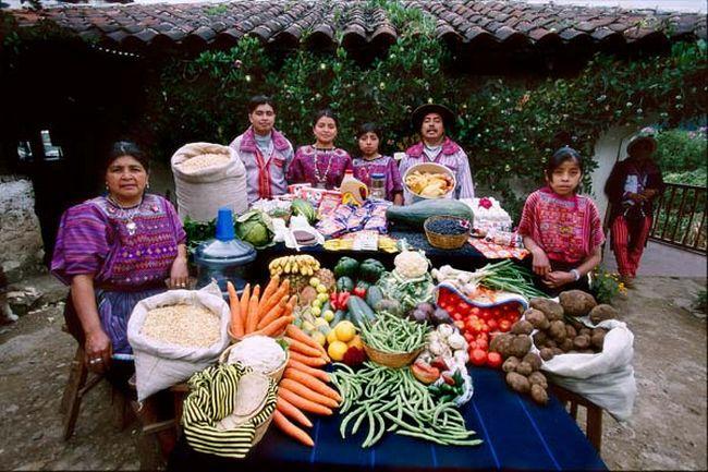 Famílias e comida (19)