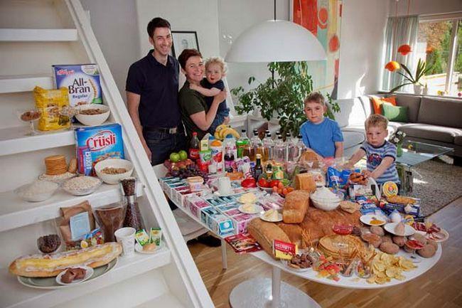 Famílias e comida (2)