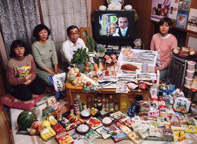 Famílias e comida (3)