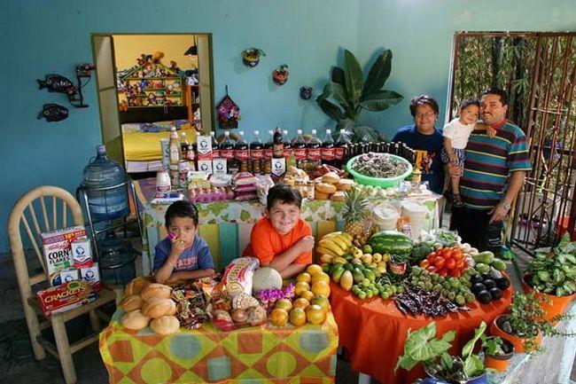 Famílias e comida (8)