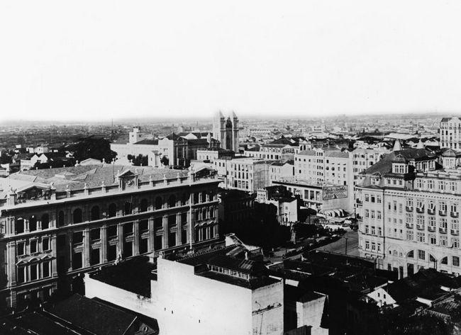 Fotos antigas de São Paulo (1)