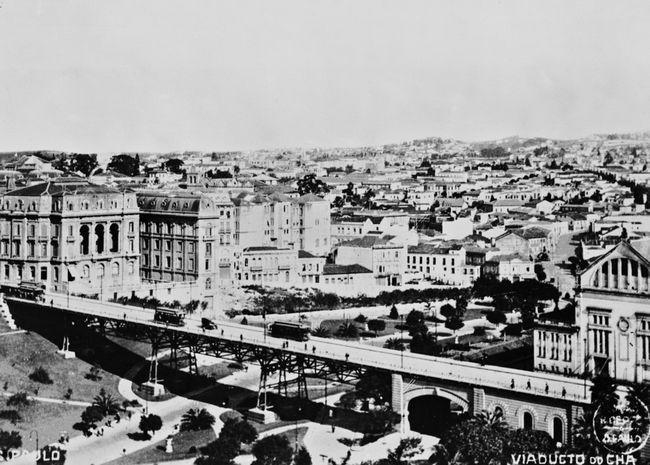 Fotos antigas de São Paulo (2)