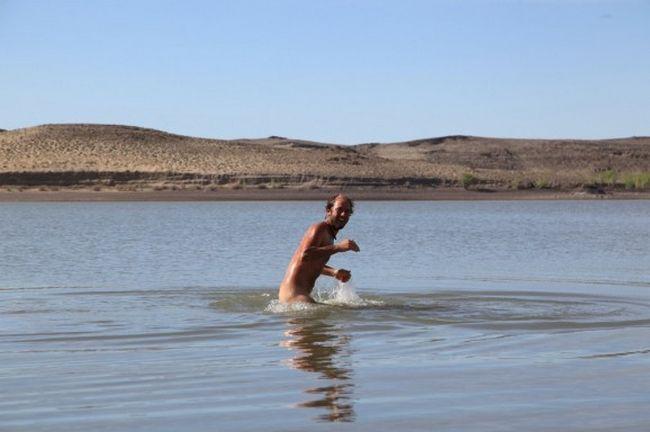 Sem banho (2)
