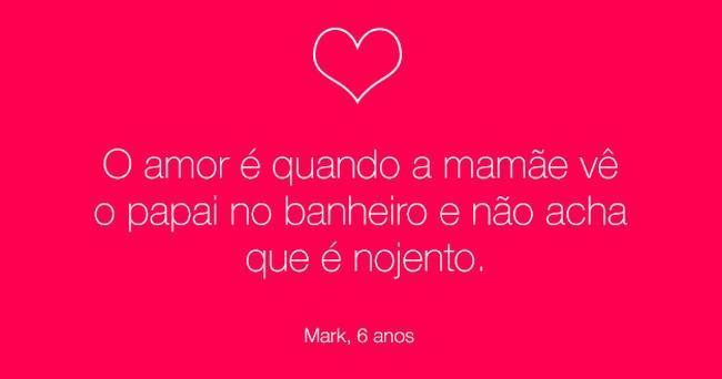 O que é o amor? (13)