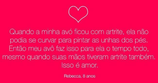 O que é o amor? (15)