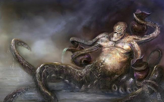 Monstros (Signos) do Zodíaco (11)