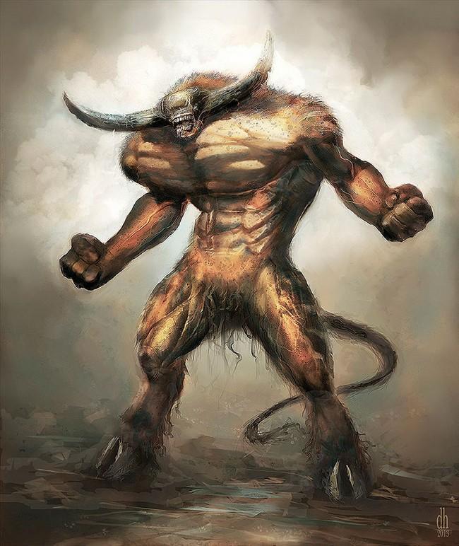 Monstros (Signos) do Zodíaco (2)