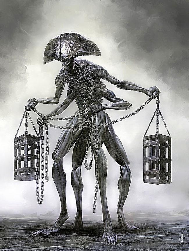 Monstros (Signos) do Zodíaco (7)