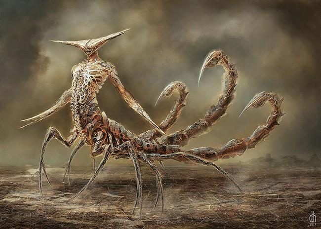 Monstros (Signos) do Zodíaco (8)