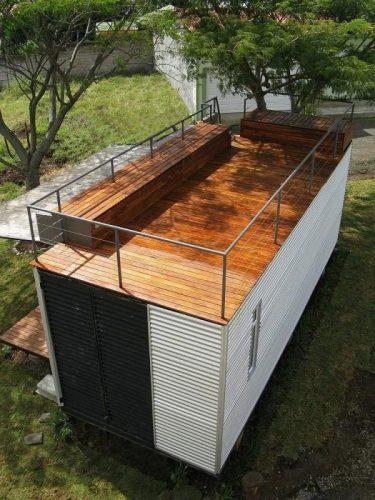 deck aerea