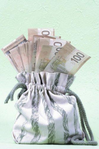 Imagem ilustrativa de dinheiro