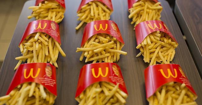 Após esse vídeo, você nunca mais vai ver as batatas do McDonald's da mesma maneira.