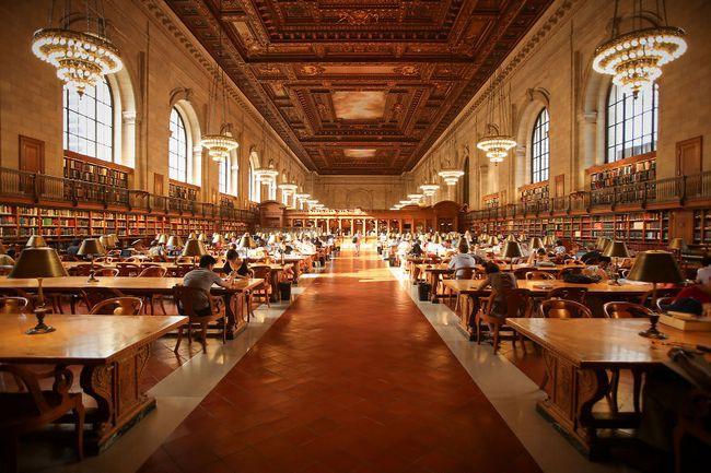 coletivolirico e as bibliotecas mais lindas do mundo