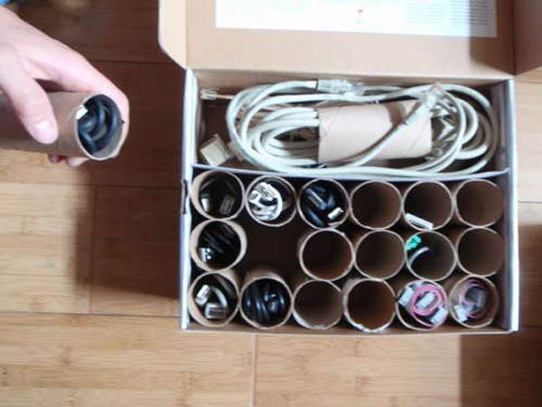 50 objetos inúteis reutilizados.