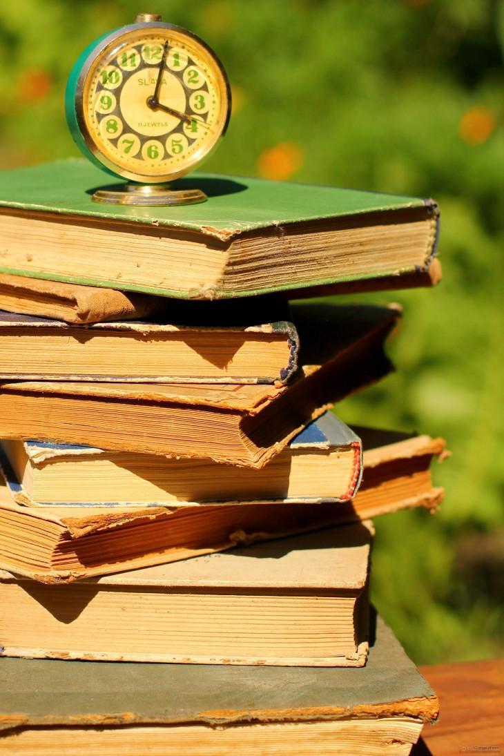 tempo livre para leitura de livros