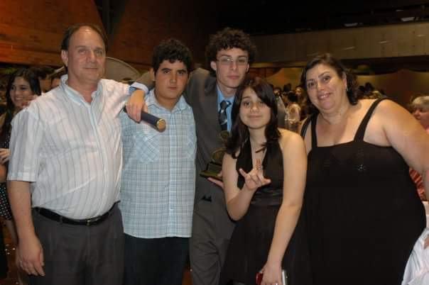 A família Von Poser