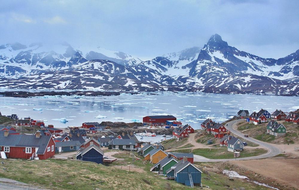 Ittoqqortoormiit, Groelândia