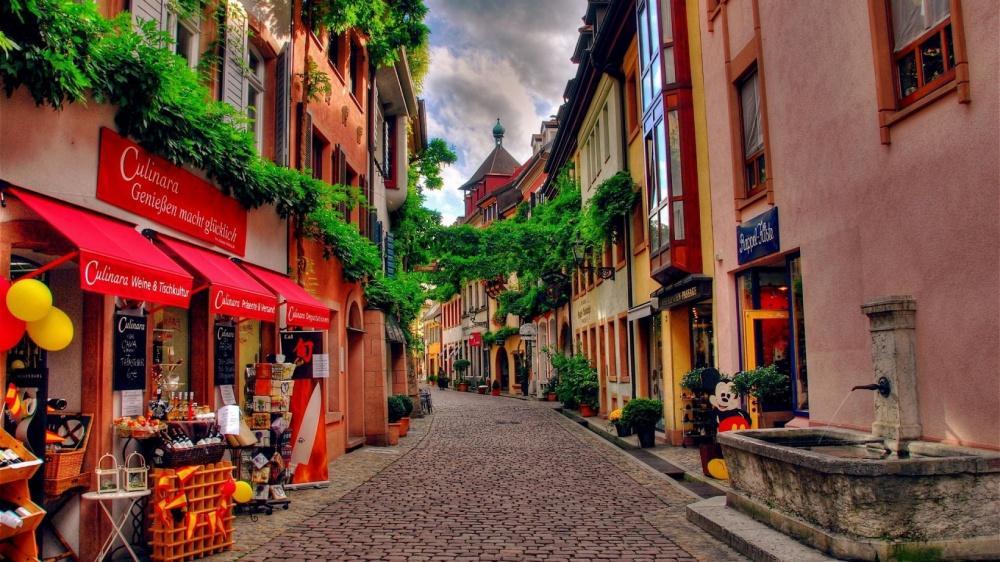 Freiburg im Breisgau, Alemanha