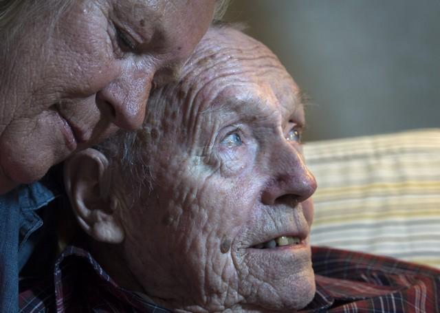 Morrie Boogaart, 91