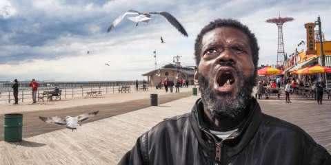 Após estudar fotografia na prisão, este homem encontrou seu propósito de vida