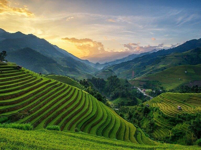 Os 50 lugares mais bonitos do mundo qual o seu favorito 3 m cang chi yen bai vietn thecheapjerseys Gallery
