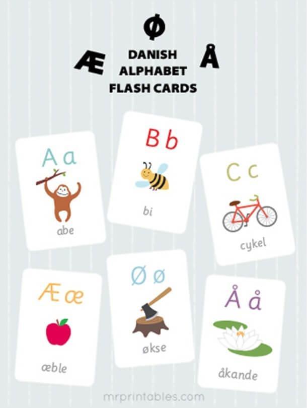 Idiomas Difíceis Dinamarquês