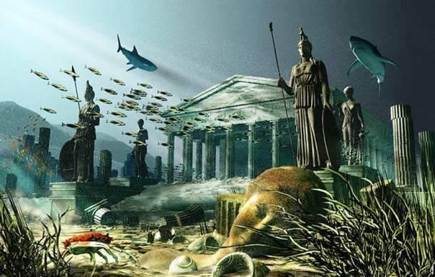 Mistérios Sem Solução A cidade perdida de Atlântida