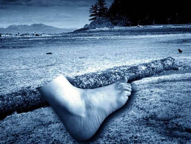 Mistérios Sem Solução O mistério dos pés de British Columbia
