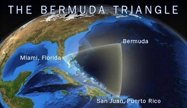 Mistérios Sem Solução Triângulo das Bermudas