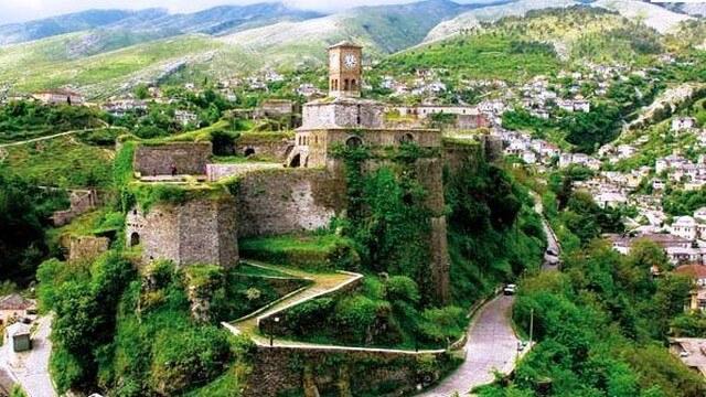 girokastra albania