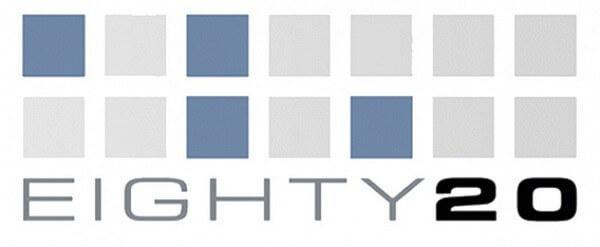 logotipo eighty 20