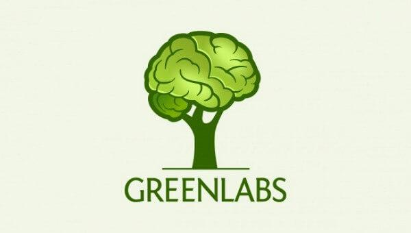 logotipo greenlabs
