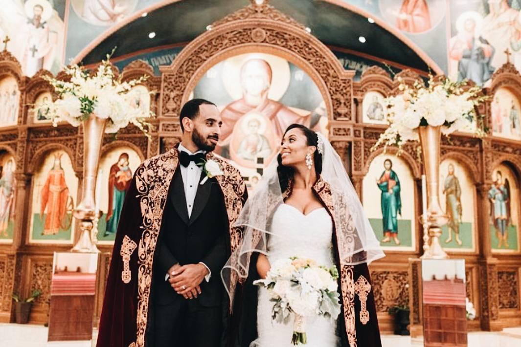 Trajes tradicionais de casamento na Etiópia