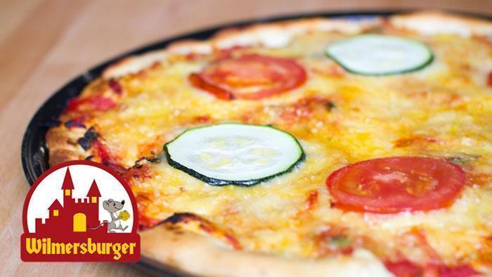 queijo vegano Wilmersburger