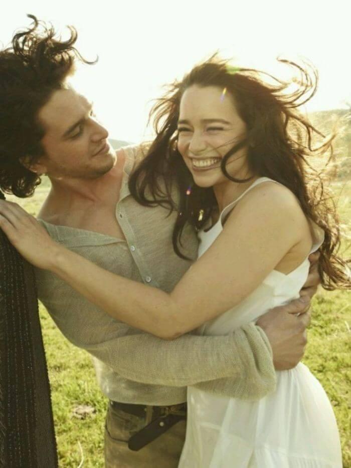 Jon Snow e Daenerys Targaryen (8)