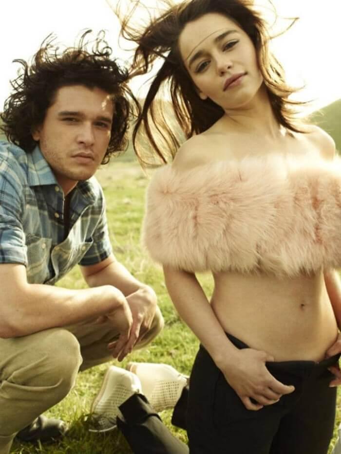 Jon Snow e Daenerys Targaryen (6)