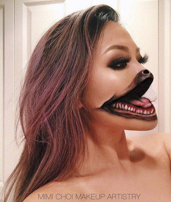 Maquiagem com ilusão de ótica (10)