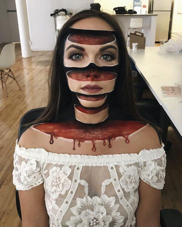 Maquiagem com ilusão de ótica (14)