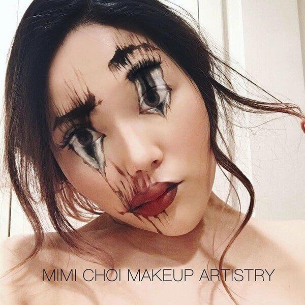 Maquiagem com ilusão de ótica (16)