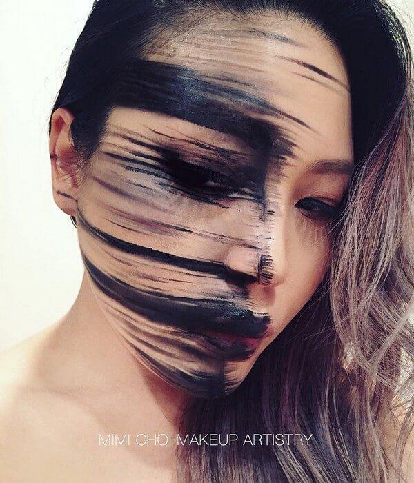 Maquiagem com ilusão de ótica (23)