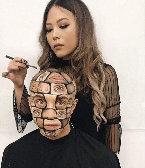 Maquiagem com ilusão de ótica (25)