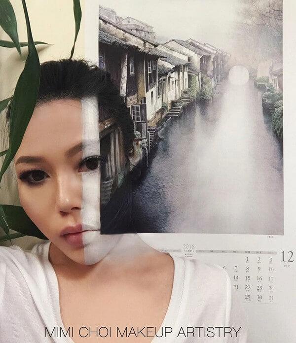 Maquiagem com ilusão de ótica (28)