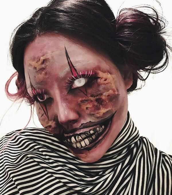 Maquiagem com ilusão de ótica (33)