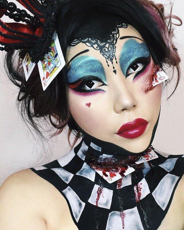 Maquiagem com ilusão de ótica (34)