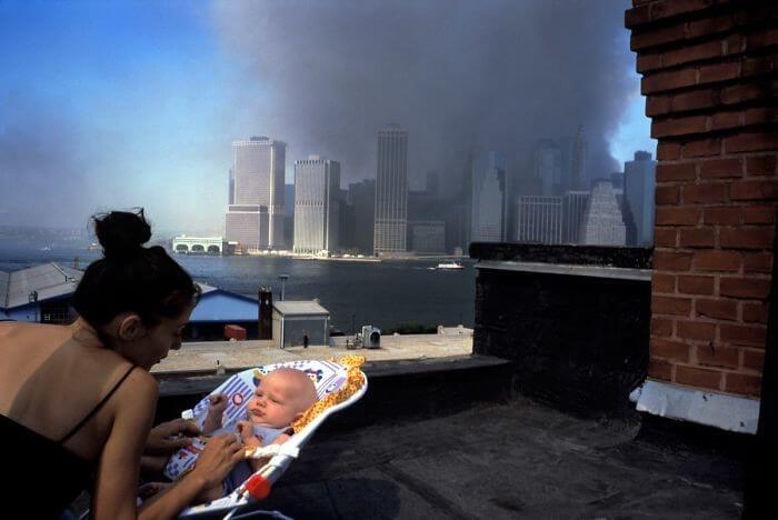 20 Fotos Raras Dos Ataques De 11 De Setembro Que Você Não Viu
