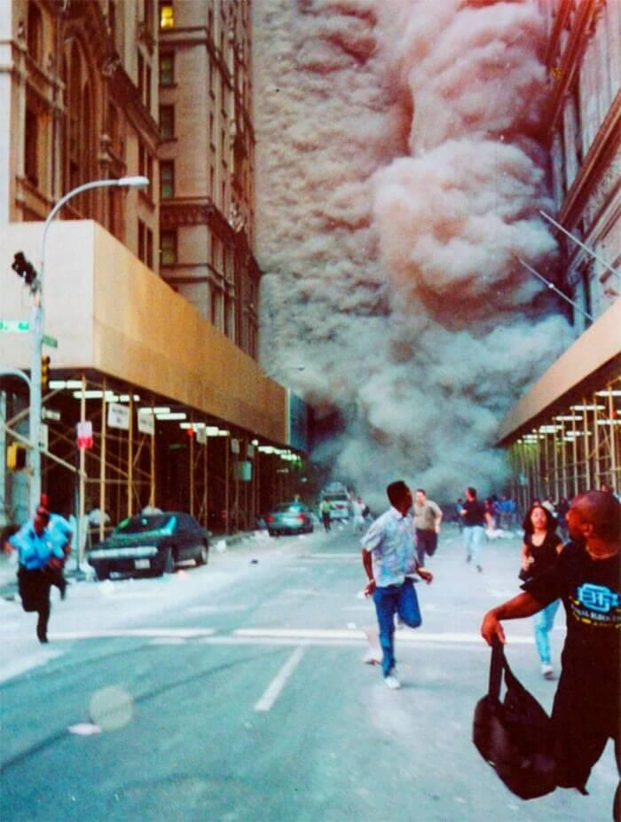 fotos 11 de setembro