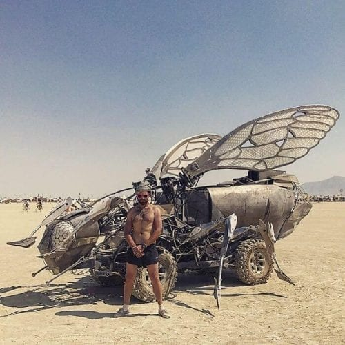 Burning Man 2018 Fotos