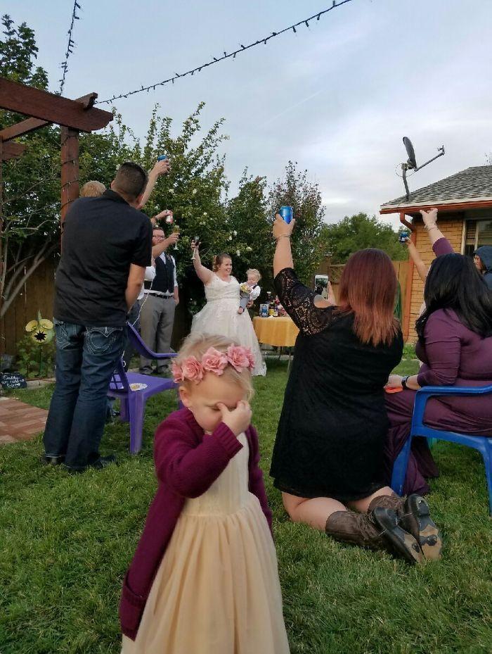 Crianças em casamentos 1
