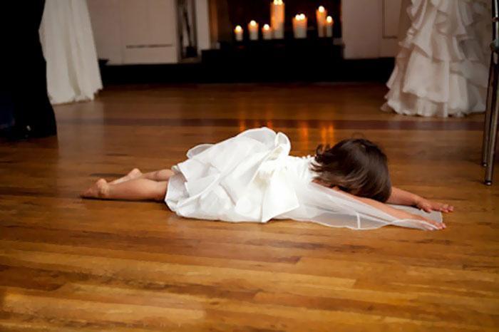 Crianças em casamentos 11
